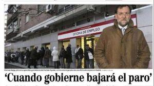 Paro Rajoy